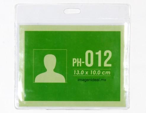 [PH-012] Portagafete vinil 13 x 10