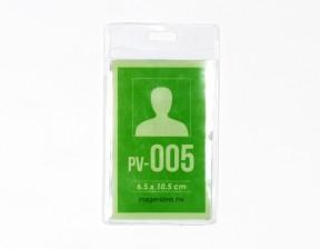 [PV-005] Portagafete vinil 6.9 x 10.5